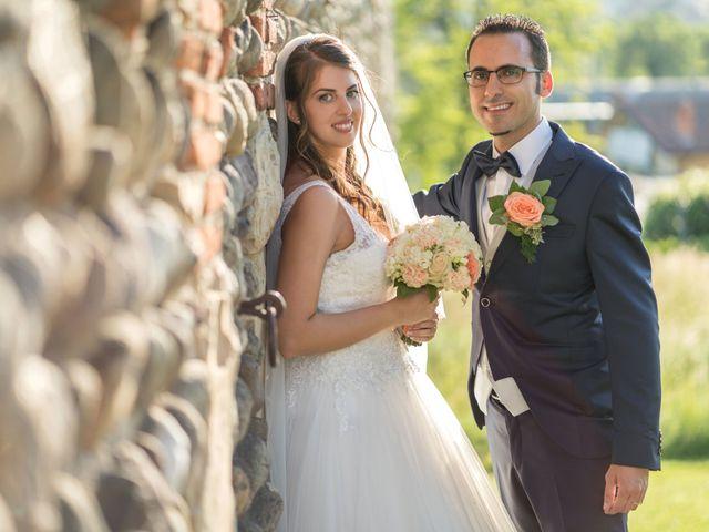 Il matrimonio di Federico e Silvia a Curno, Bergamo 23