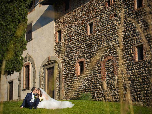Il matrimonio di Federico e Silvia a Curno, Bergamo 1