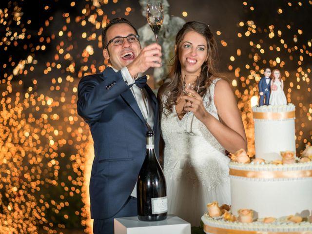 Il matrimonio di Federico e Silvia a Curno, Bergamo 34