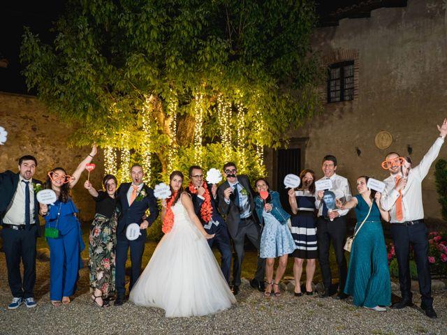 Il matrimonio di Federico e Silvia a Curno, Bergamo 41