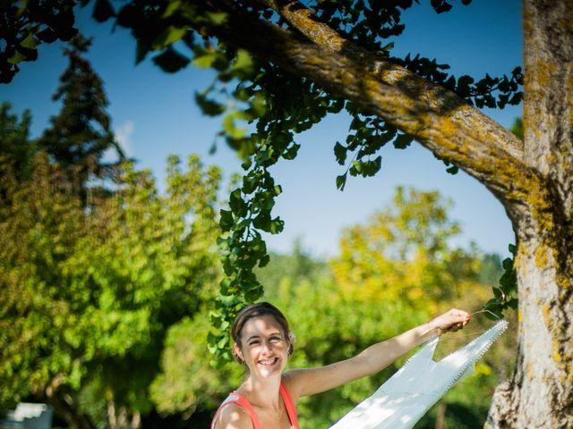 Il matrimonio di Julian e Sabrina a Lajatico, Pisa 5