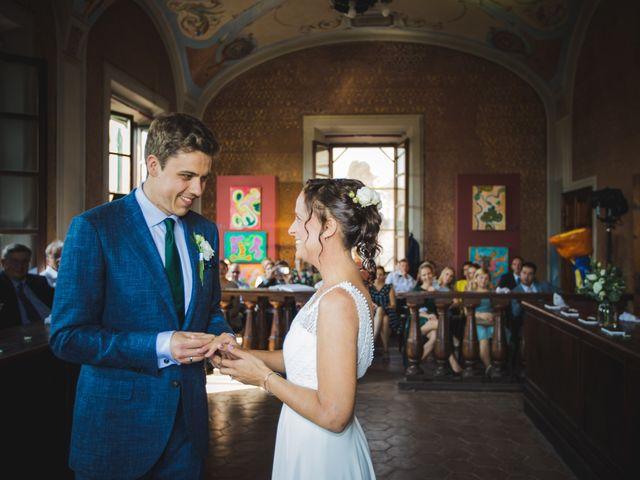 Il matrimonio di Julian e Sabrina a Lajatico, Pisa 11