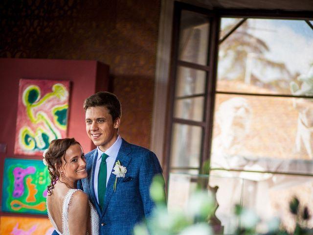 Il matrimonio di Julian e Sabrina a Lajatico, Pisa 12