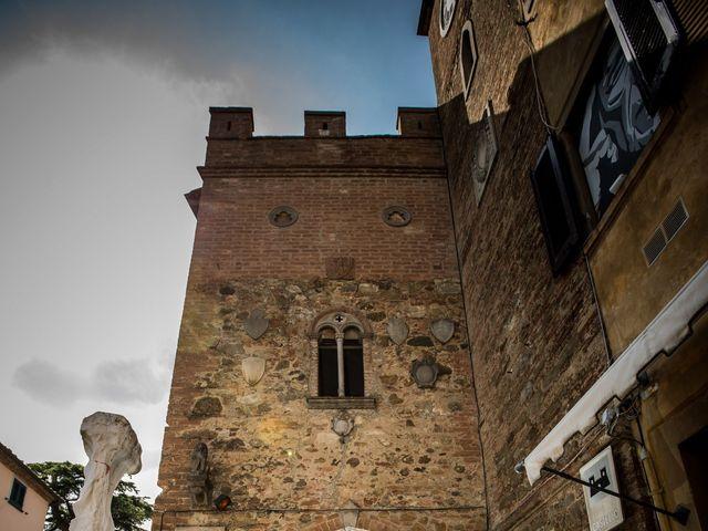 Il matrimonio di Julian e Sabrina a Lajatico, Pisa 23