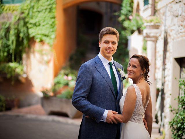 Il matrimonio di Julian e Sabrina a Lajatico, Pisa 25