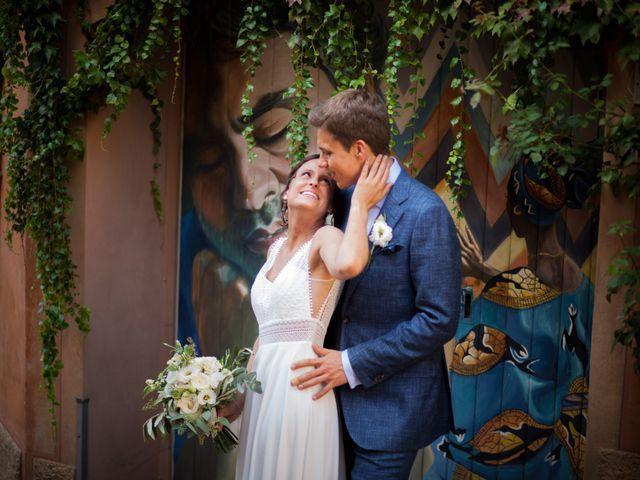 Il matrimonio di Julian e Sabrina a Lajatico, Pisa 26