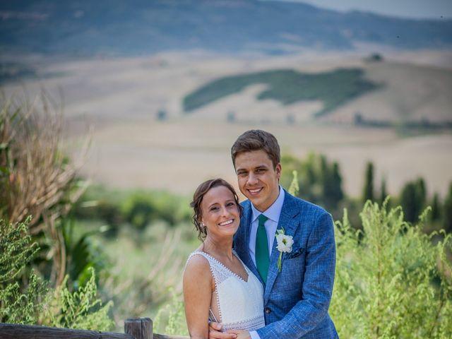 Il matrimonio di Julian e Sabrina a Lajatico, Pisa 27