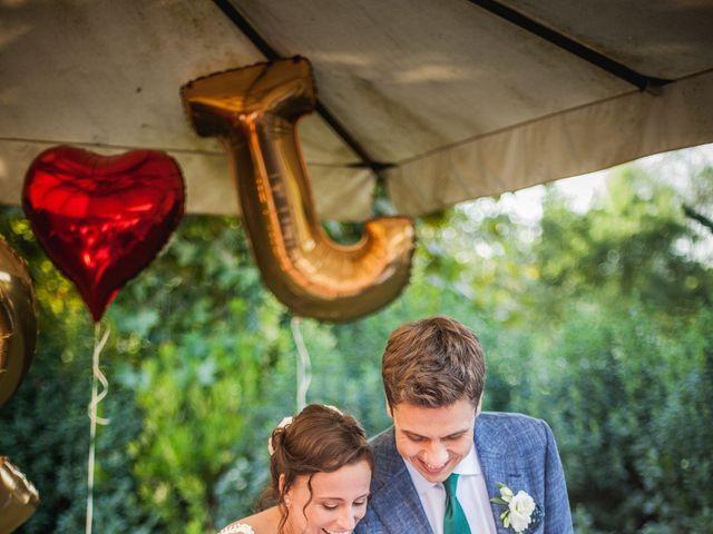 Il matrimonio di Julian e Sabrina a Lajatico, Pisa 32