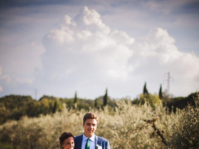 Il matrimonio di Julian e Sabrina a Lajatico, Pisa 34