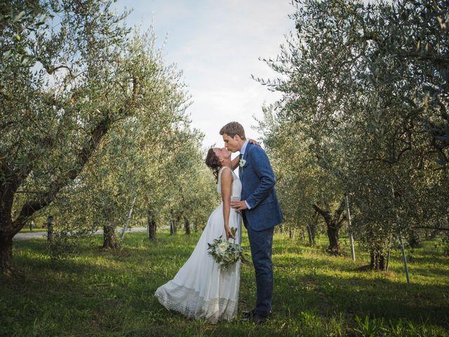 Il matrimonio di Julian e Sabrina a Lajatico, Pisa 36