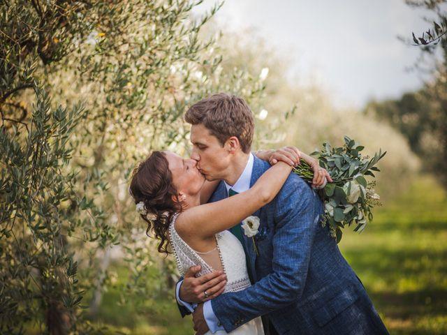 Il matrimonio di Julian e Sabrina a Lajatico, Pisa 37
