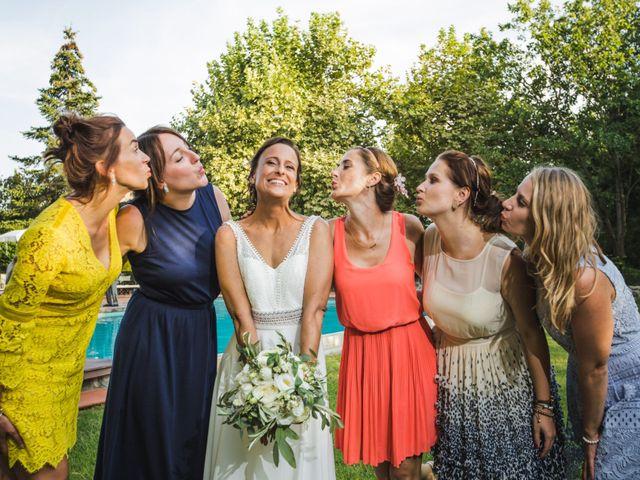 Il matrimonio di Julian e Sabrina a Lajatico, Pisa 41