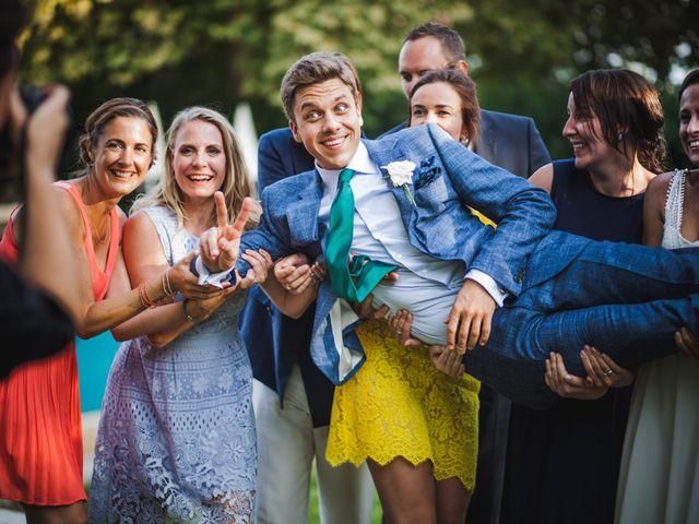 Il matrimonio di Julian e Sabrina a Lajatico, Pisa 45