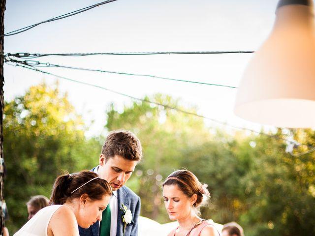 Il matrimonio di Julian e Sabrina a Lajatico, Pisa 50