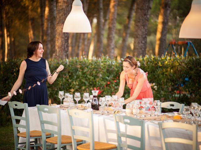 Il matrimonio di Julian e Sabrina a Lajatico, Pisa 52