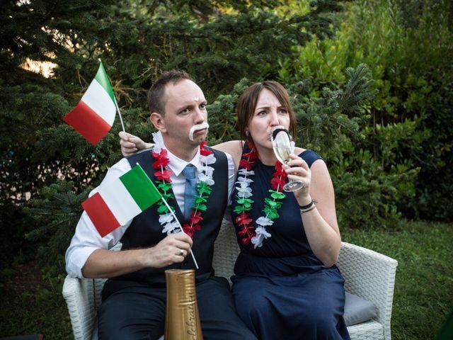 Il matrimonio di Julian e Sabrina a Lajatico, Pisa 54