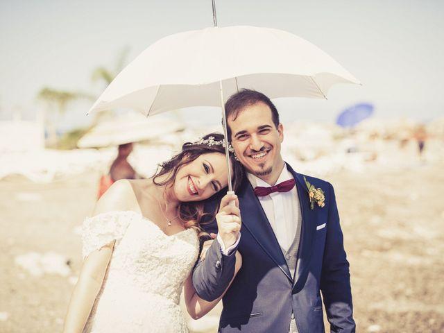 Il matrimonio di Vanessa e Alberto a Trabia, Palermo 1
