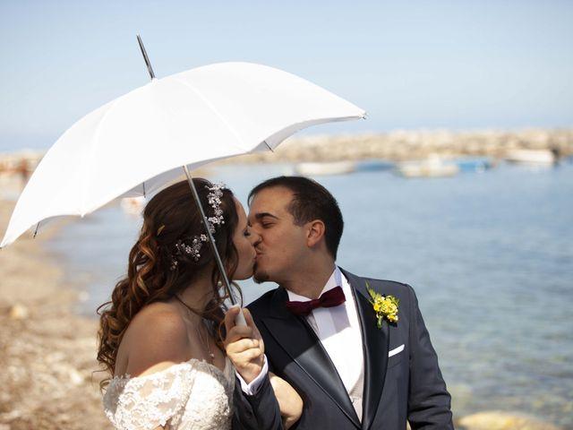 Il matrimonio di Vanessa e Alberto a Trabia, Palermo 2