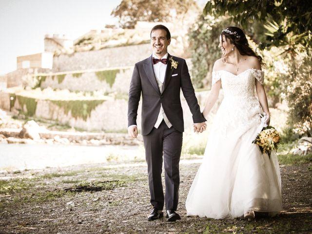 Il matrimonio di Vanessa e Alberto a Trabia, Palermo 3