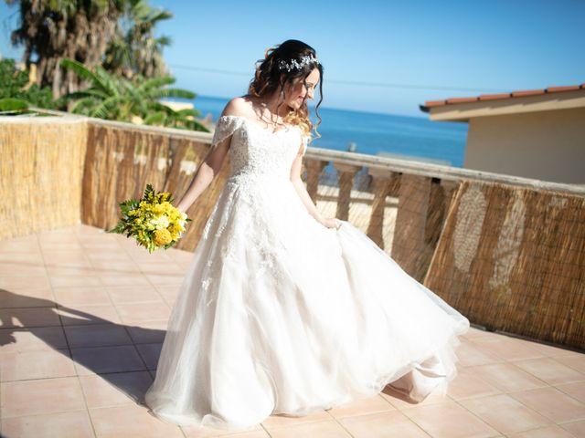 Il matrimonio di Vanessa e Alberto a Trabia, Palermo 6
