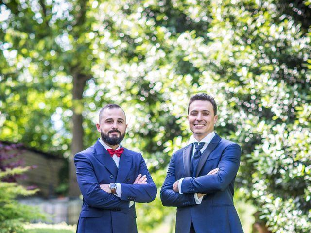 Il matrimonio di Mirko e Valentina a Corridonia, Macerata 6