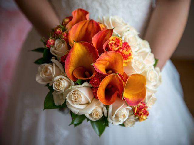Il matrimonio di Mirko e Valentina a Corridonia, Macerata 10