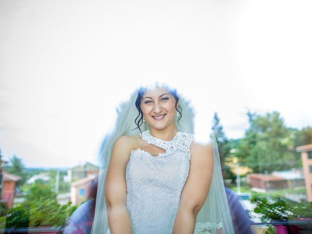 Il matrimonio di Mirko e Valentina a Corridonia, Macerata 14