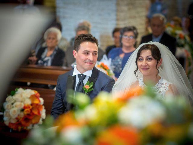 Il matrimonio di Mirko e Valentina a Corridonia, Macerata 16