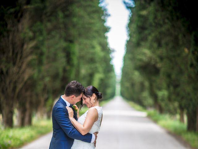 Il matrimonio di Mirko e Valentina a Corridonia, Macerata 23