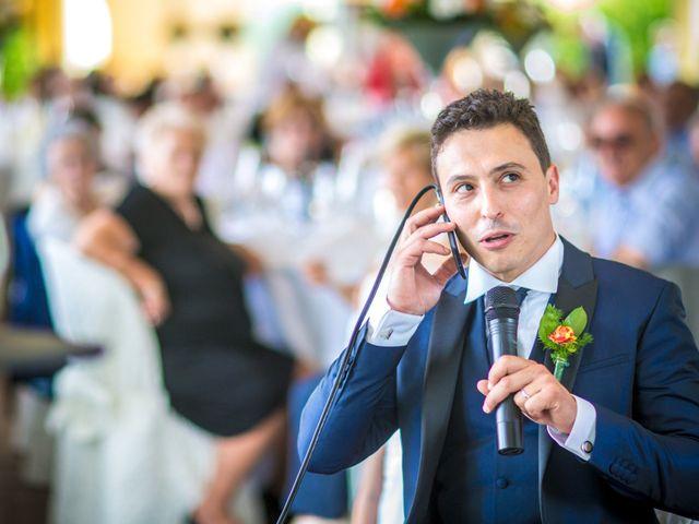 Il matrimonio di Mirko e Valentina a Corridonia, Macerata 25