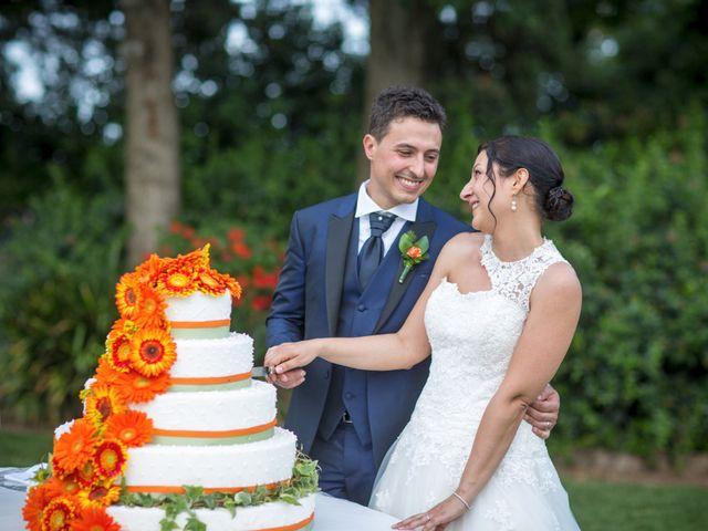 Il matrimonio di Mirko e Valentina a Corridonia, Macerata 27