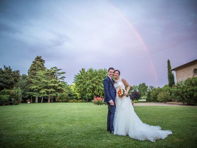 Il matrimonio di Mirko e Valentina a Corridonia, Macerata 30