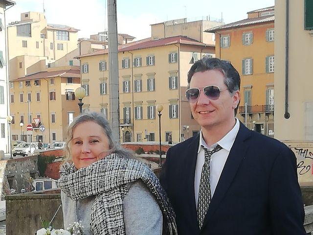Il matrimonio di Stefano e Catalina a Livorno, Livorno 10