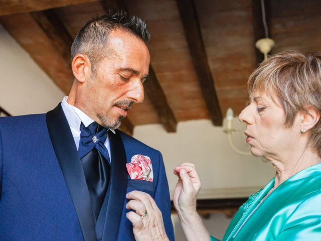 Il matrimonio di Luca e Manuela a Pontenure, Piacenza 12