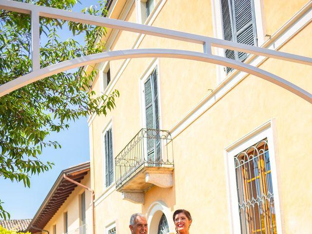 Il matrimonio di Luca e Manuela a Pontenure, Piacenza 30
