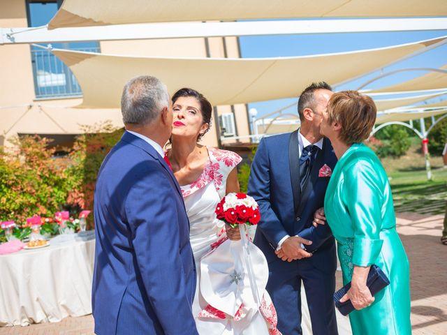 Il matrimonio di Luca e Manuela a Pontenure, Piacenza 31