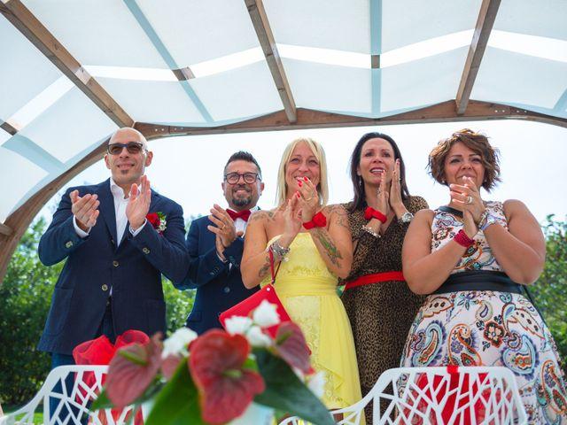 Il matrimonio di Luca e Manuela a Pontenure, Piacenza 33