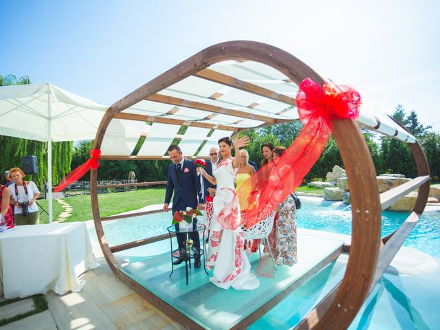 Il matrimonio di Luca e Manuela a Pontenure, Piacenza 34