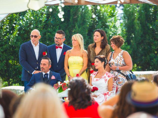 Il matrimonio di Luca e Manuela a Pontenure, Piacenza 36