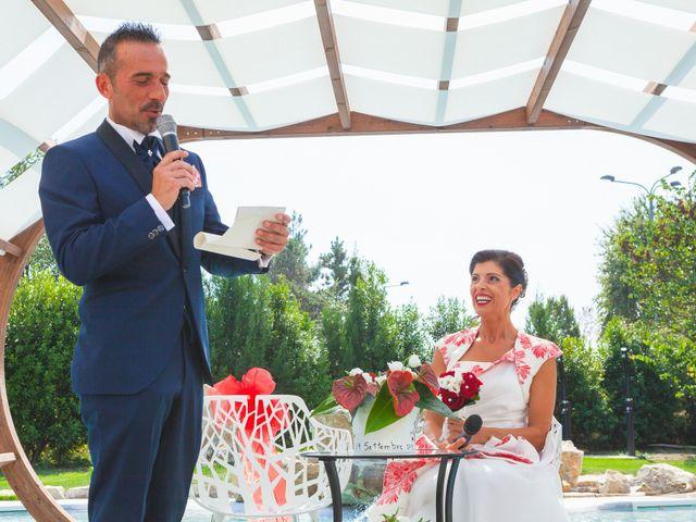 Il matrimonio di Luca e Manuela a Pontenure, Piacenza 37