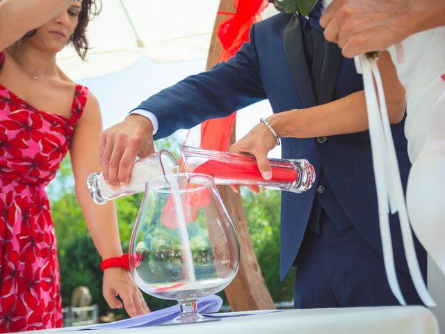 Il matrimonio di Luca e Manuela a Pontenure, Piacenza 43