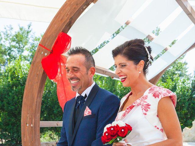 Il matrimonio di Luca e Manuela a Pontenure, Piacenza 45