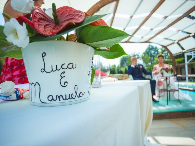 Il matrimonio di Luca e Manuela a Pontenure, Piacenza 54