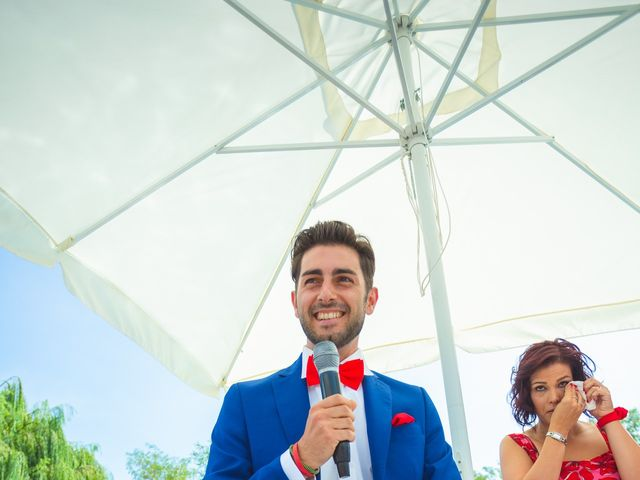 Il matrimonio di Luca e Manuela a Pontenure, Piacenza 56