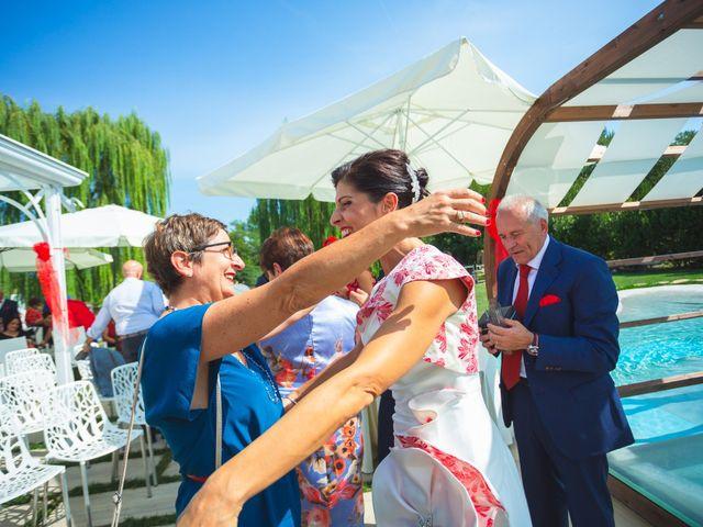 Il matrimonio di Luca e Manuela a Pontenure, Piacenza 68