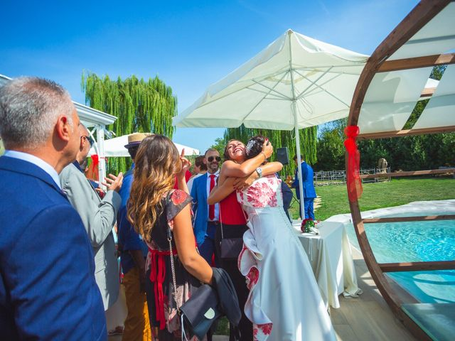 Il matrimonio di Luca e Manuela a Pontenure, Piacenza 69