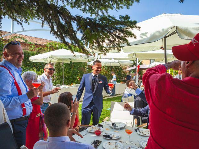 Il matrimonio di Luca e Manuela a Pontenure, Piacenza 78
