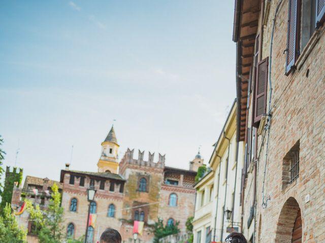 Il matrimonio di Luca e Manuela a Pontenure, Piacenza 82