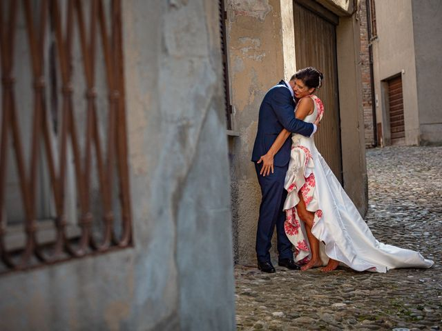 Il matrimonio di Luca e Manuela a Pontenure, Piacenza 86