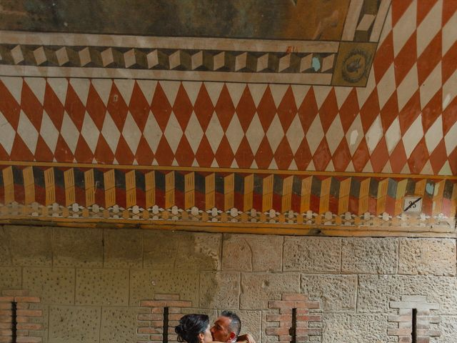 Il matrimonio di Luca e Manuela a Pontenure, Piacenza 89